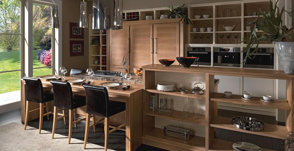 Collezione moderno cucina 6 arte arredo - Cucine moderne in legno naturale ...